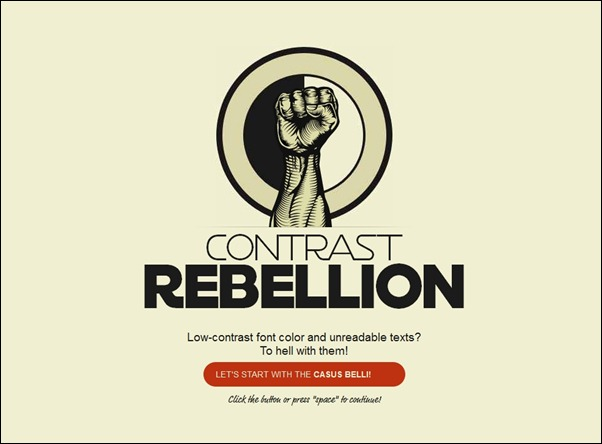contrast-rebellion