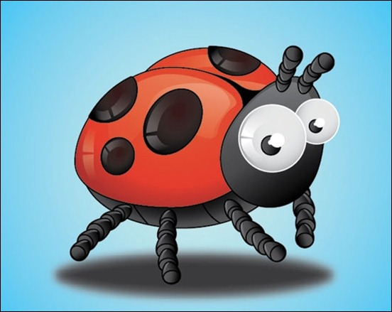 create-a-ladybug-insect-tutorial
