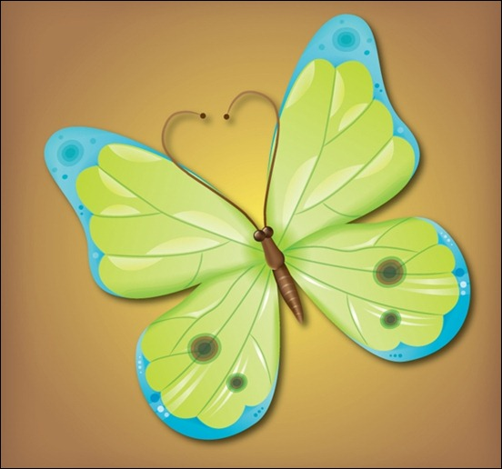 how-to-make-an-attractive-vector-butterfly