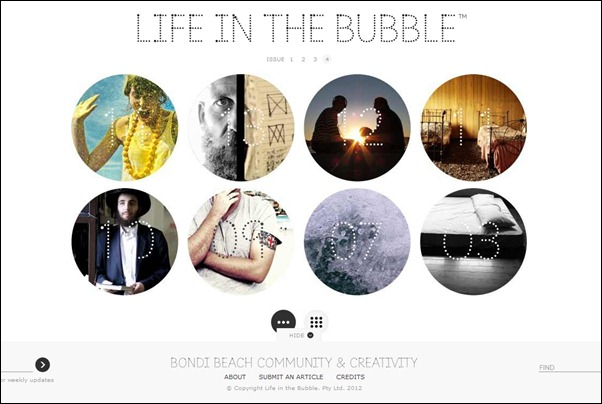 life-in-the-bubbble