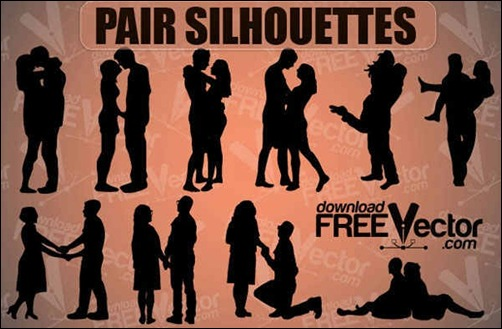 love-couple-silhouettes