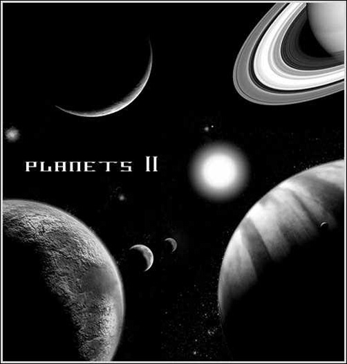 planets-II