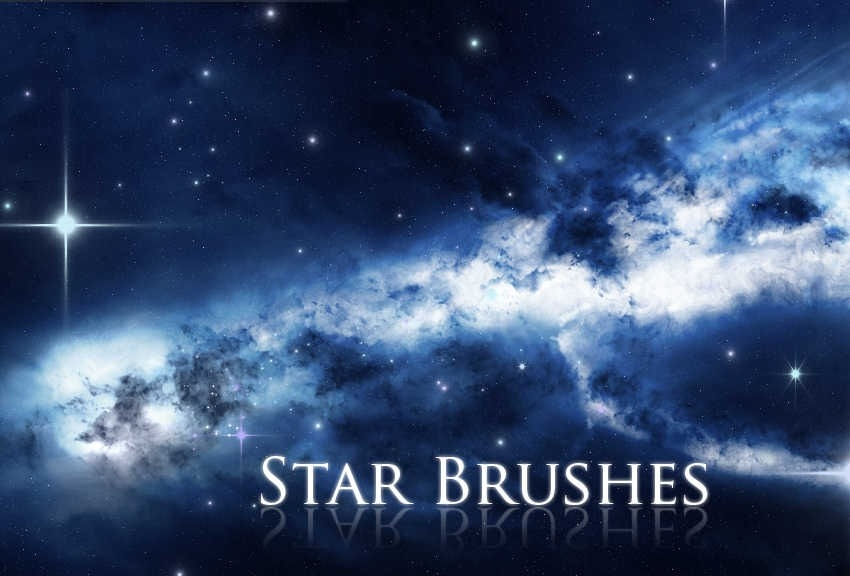 35 Amazing Moon, Stars and Planet Brush Sets for PhotoshopCreative Can