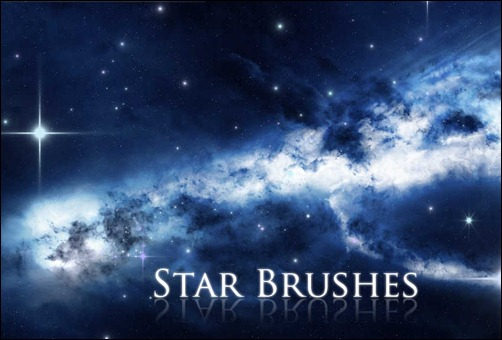 star-brushes