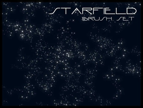 starfield-brush-set