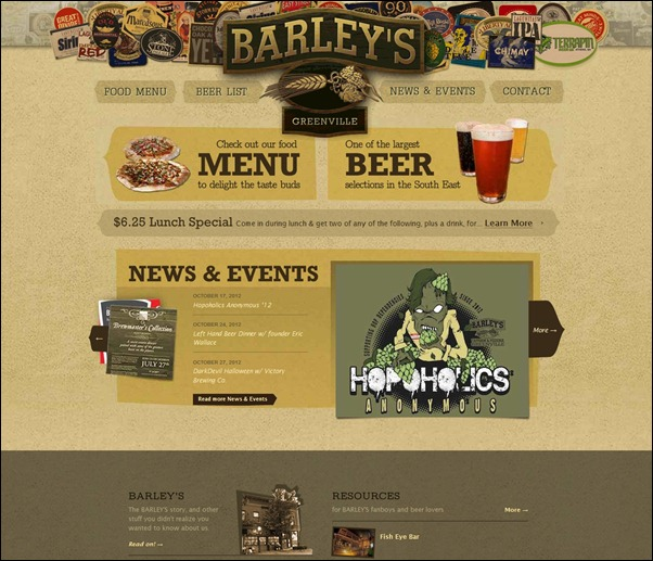 Barley's-Greenville