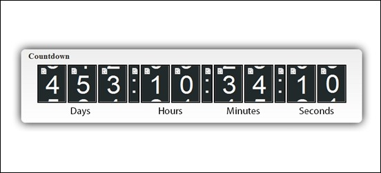 fancy-countdown-jquery-plugin