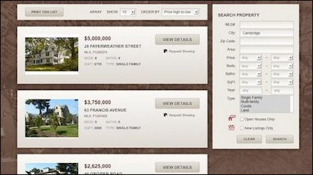 mls-search Real Estate WordPress Plugins