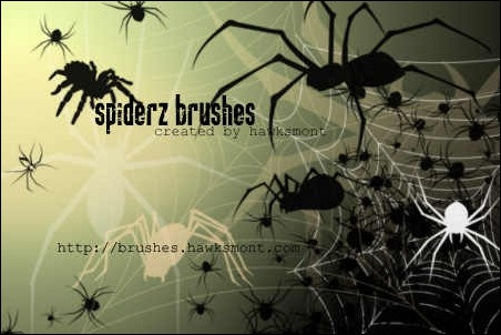 spiderz-brushes
