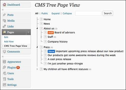 cms-tree-pageview
