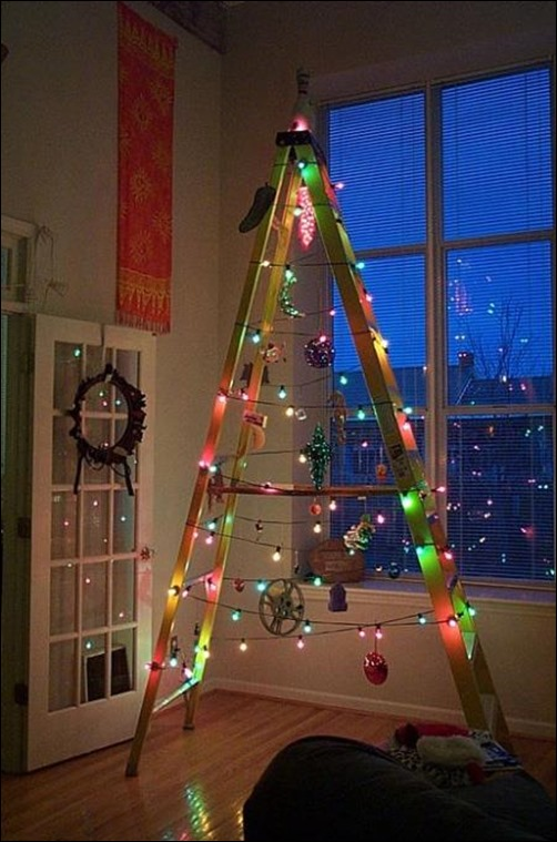 ladder-christmas-tree