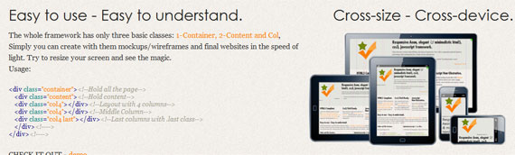 10 Great Responsive CSS Frameworks - Creative CanCreative Can