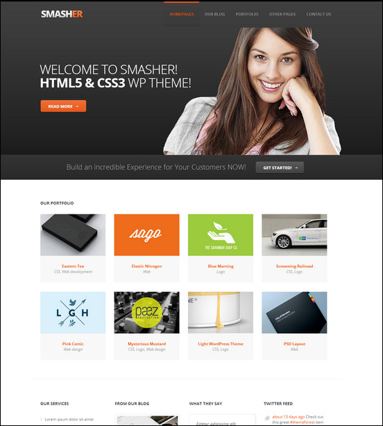 smasher-modern-wordpress-theme