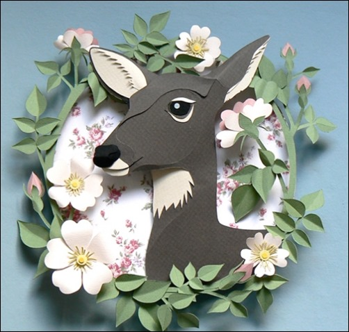 Rosie-Doe-paper-art