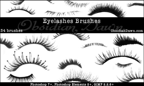 eyelashes-brushes