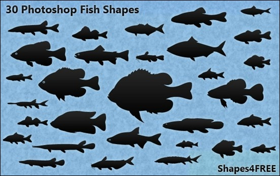 fish-shapes-brushes