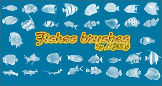 fishes-brushes-