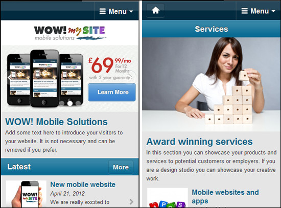 wow-mysite-wordpress-mobile-theme