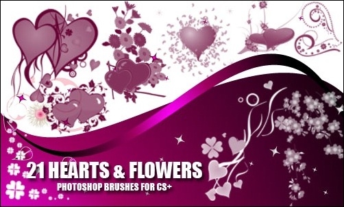 21-hearts-and-flowers-brushes-