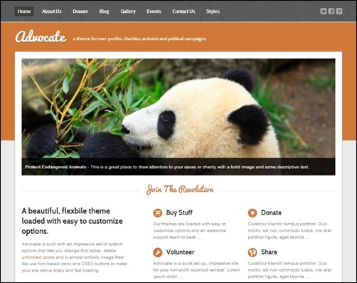Advocate-nonprofit-wordpress-themes