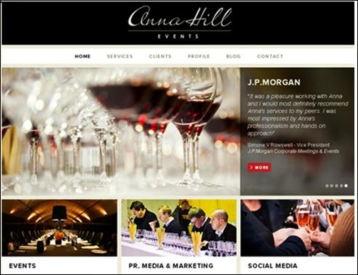 Anna Hill Events