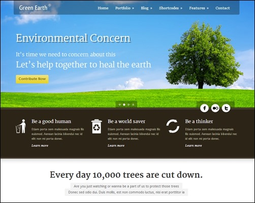 Green-Earth-nonprofit-wordpress-themes