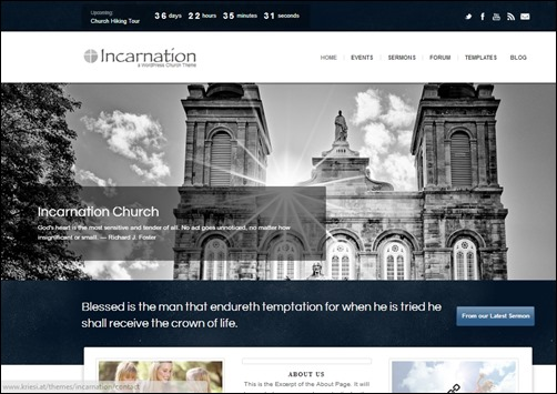Incarnation-nonprofit-wordpress-themes