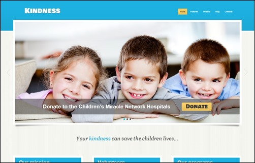 Kindness-nonprofit-wordpress-themes