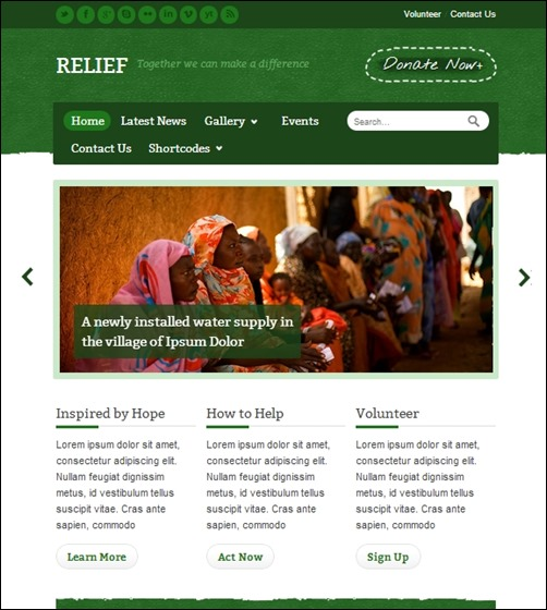 Relief-nonprofit-wordpress-themes