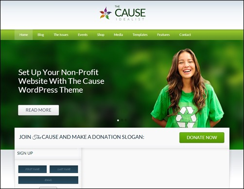 The-Cause-nonprofit-wordpress-themes