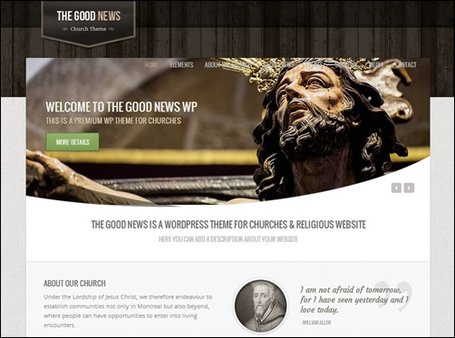 The-Good-News-nonprofit-wordpress-themes