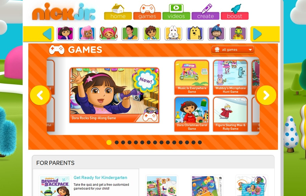 Pin Nick Jr Kids Closing Ident On Pinterest