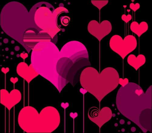 vector-style-hearts-