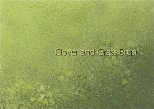 Clover-And-Grass-Brushes