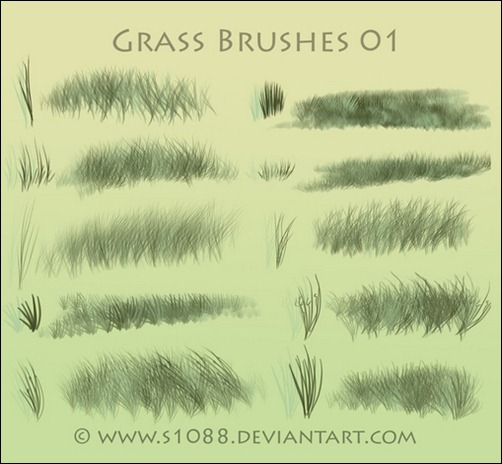 Free-PS-Grass-Brushes