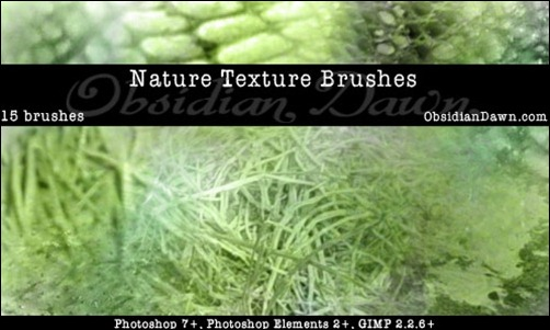 Nature-Textures-PS-Brushes