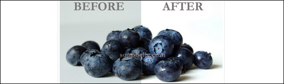 Photoshop Food Manipulation Tutorials