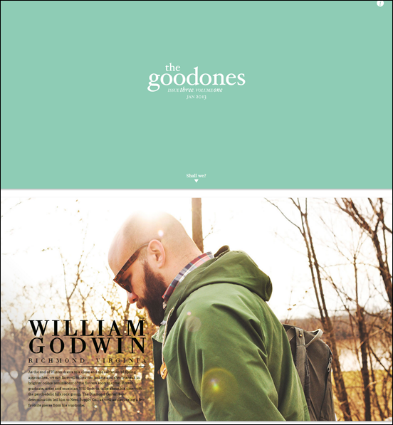 The Good Ones Mag