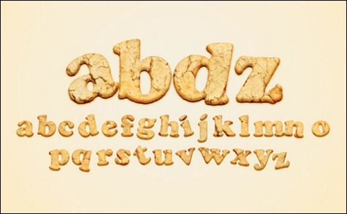 cookies-typography