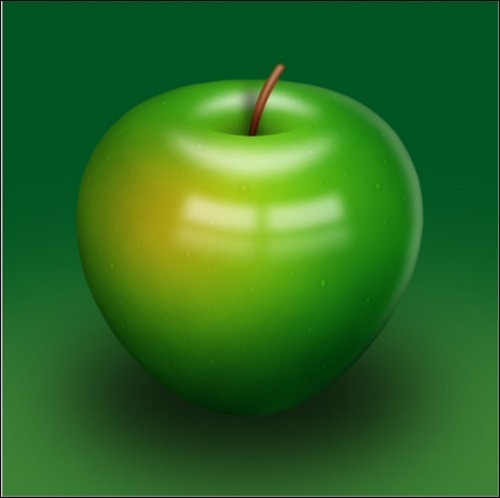 green-apple-icon