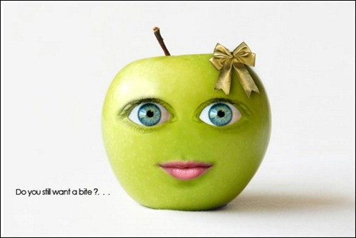 green-apple-photo