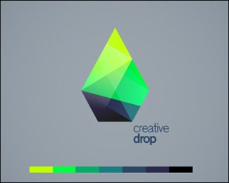 65 Well Designed Droplet Logo Designs Creative