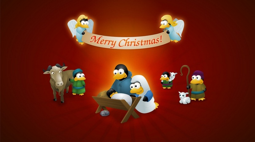 cute cartoon holiday wallpaper - photo #34
