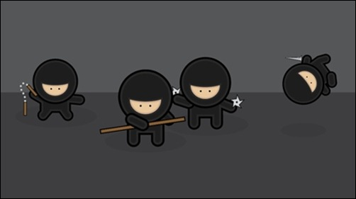 illustrator-tutorial-create-a-gang-of-vector-ninjas
