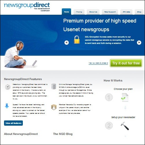 newsgroupdirect