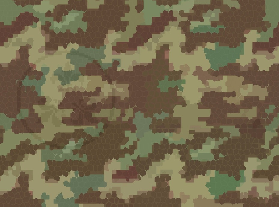 Camouflage Paper