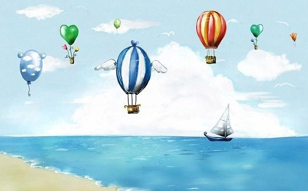 Merveilleux Refreshing Summer Theme Cartoon Wallpapers U2013 MORE INFO