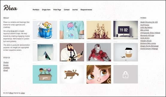 rhea-wordpress