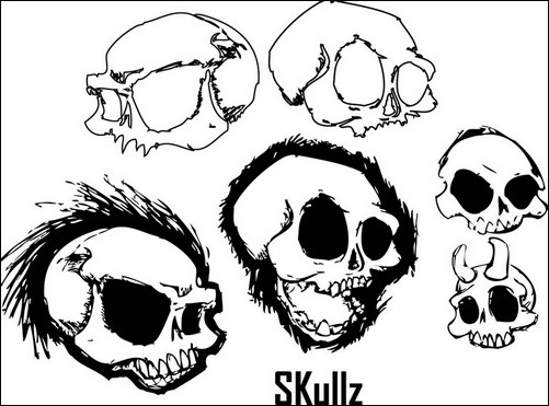 skullz-brushes