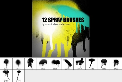 12-spray-brushes